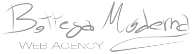 Bottega Moderna Web Agency – Realizzazione Siti Web Logo