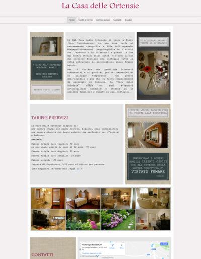 La Casa delle Ortensie Bottega Moderna