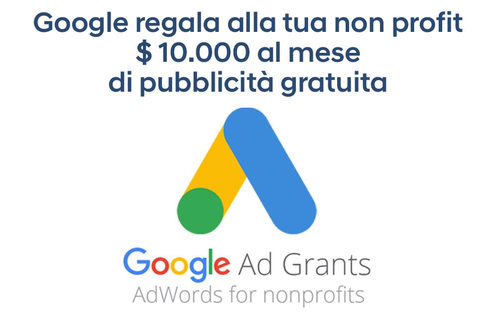 scarica la guida google grants