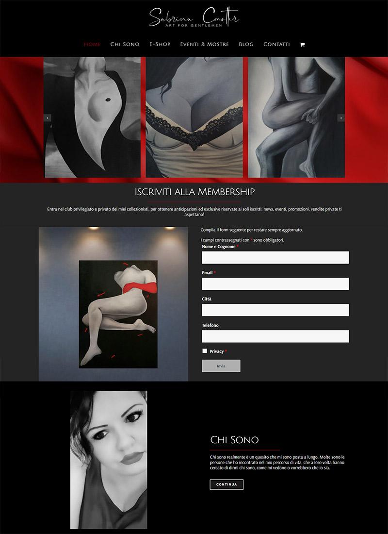 Sabrina-conotter-bottega-moderna-homepage